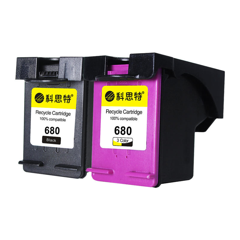 Wholesale Chinese Goods printer ink cartridge For HP 680XL 681 with premium printer consuamables