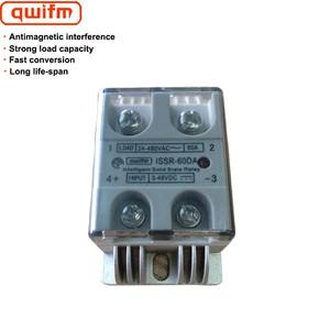 QWIFM subminiature controle spanning 2.3 V-48 V 40A dc ssr solid state relais