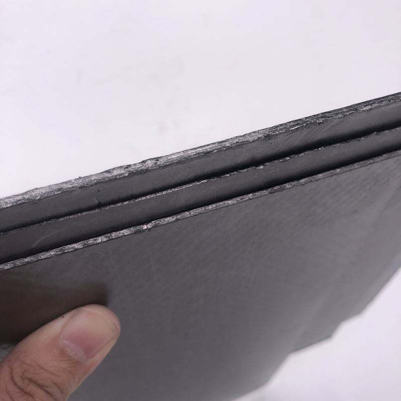 Thermal Reinforced Flexible Graphite Sheet With Metal Foil