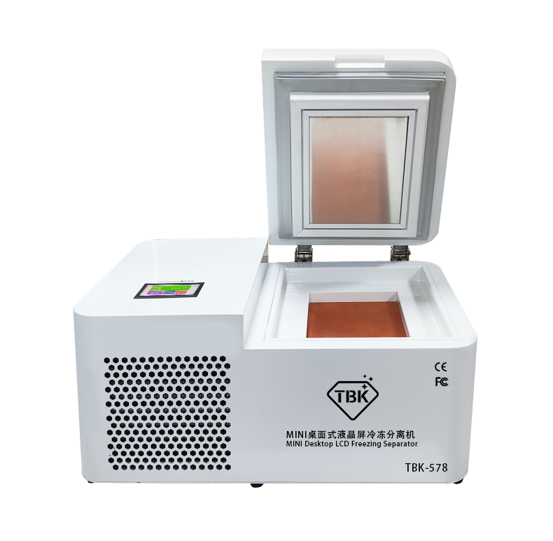 Newest TBK-578 800W 220v 110v mini Desktop LCD Screen Separating Machine -185 Degree Freezing Separator LCD Freezer Machine