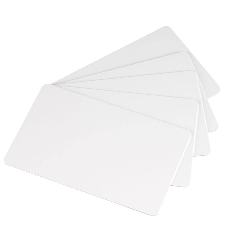 White Printable Waterproof Inkjet Polycarbonate PVC Blank Chip ID Card For Student