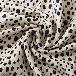 Best sale leopard print 100% viscose fabric for scarf