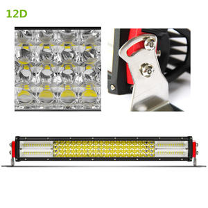 CE ROHS Dot Quad Hàng Car LED Bar, 4X4 10