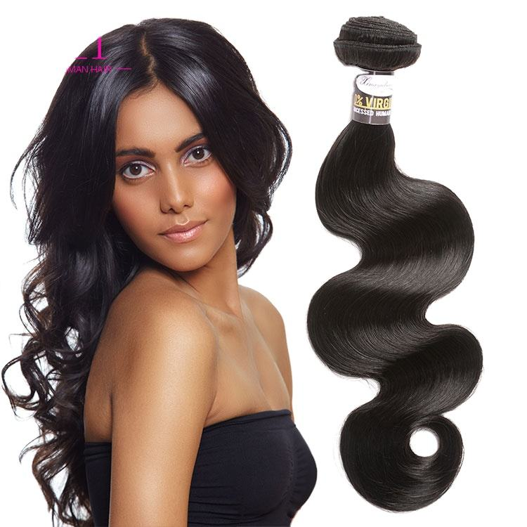 Wraps labels packaging boxes and bags 12a grade in bulk wholesale peruvian and brazilian raw body weave human hair bundles