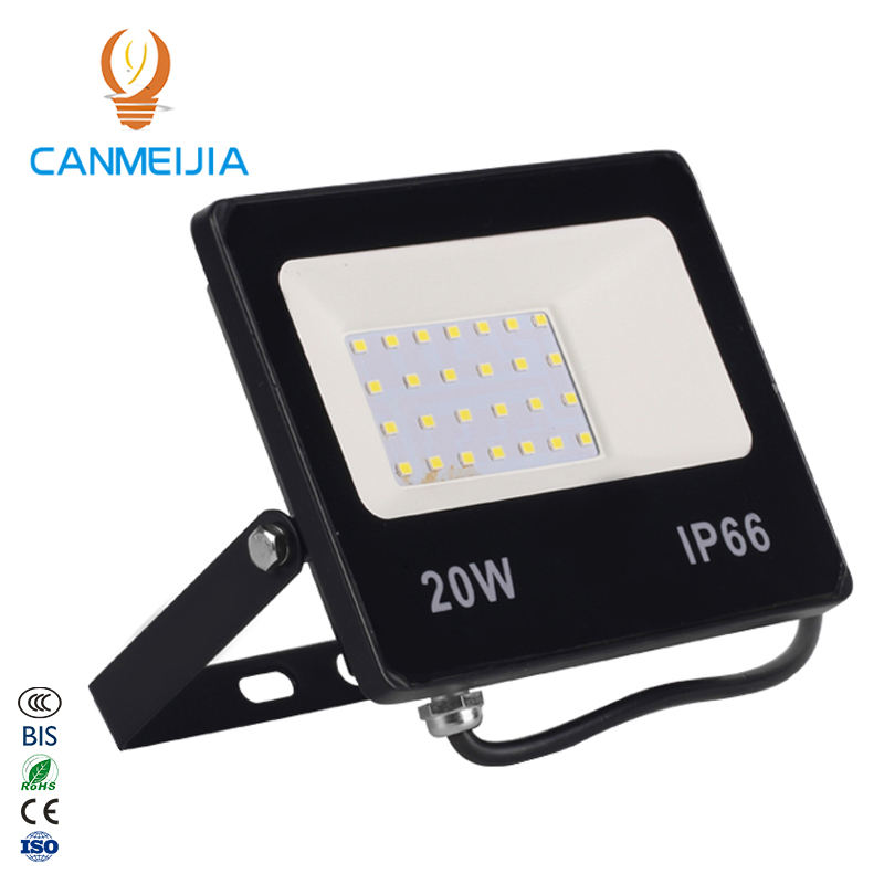 super bright led flood light price 2000lumen for street for garden 20W watt led waterproof outdoor flood light