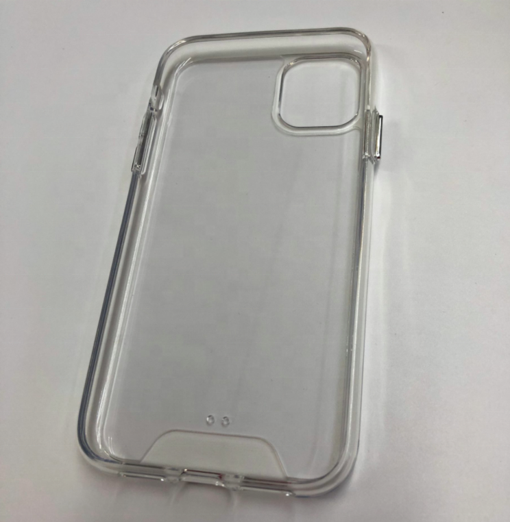 for iphone/samsung/huawei clear case