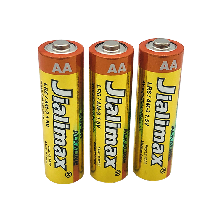 1,5V Batterie Alkaline Extra Power 100 x TOSHIBA Mignon AAA LR3