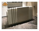 Hotel lobby service desk front acrylic reception desk counter design