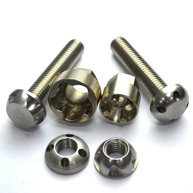 round head alloy stainless steel 304 antitheft anti theft tamper proof anti-theft security screw
