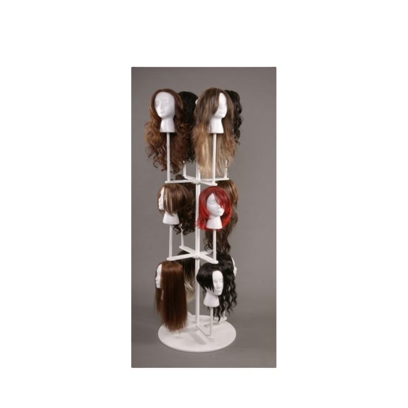 Good Supplier hair extension wig display stand holder