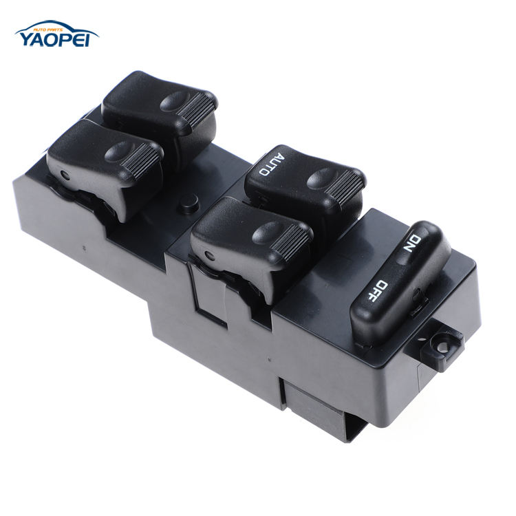 Power Window Master Switch Control HG30-66-350 For 1992-1997 MAZADA 626 /& 929