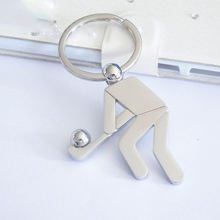 hot selling wholesale Singapore stylish cute types of mini yoyo toy pendant key chain for kids gift