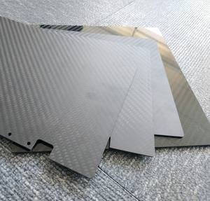 wholesale price 3k CNC carbon board carbon plate Carbon Fiber sheet