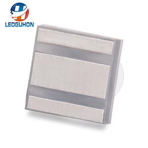 Iluminaci/ón del Acuario 1W Componente LED de Alta Potencia Amarillo 595nm Diodo Emisor de Luz en 20mm placa de circuito impreso PCB 1 x LED Crecen luces y proyectos electr/ónicos