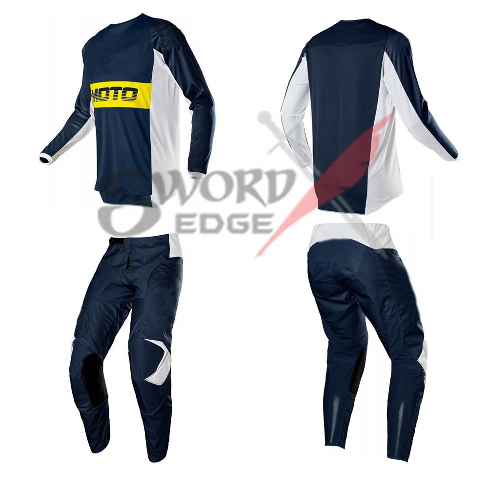 Racing Motocross Gear Set Fox 360 MX Jersey And Pants