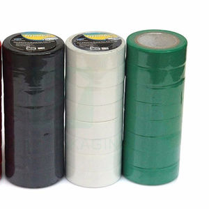High quality pvc insulation tape custom Multi-color electrical tape