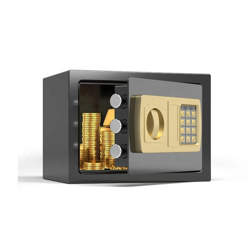 beach mini luxury biometric money hidden wall luxury safes locker for homes fireproof