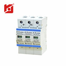 40kA DC1000V Photovoltaic PV SPD Surge Protection Devices with Remote Signailing