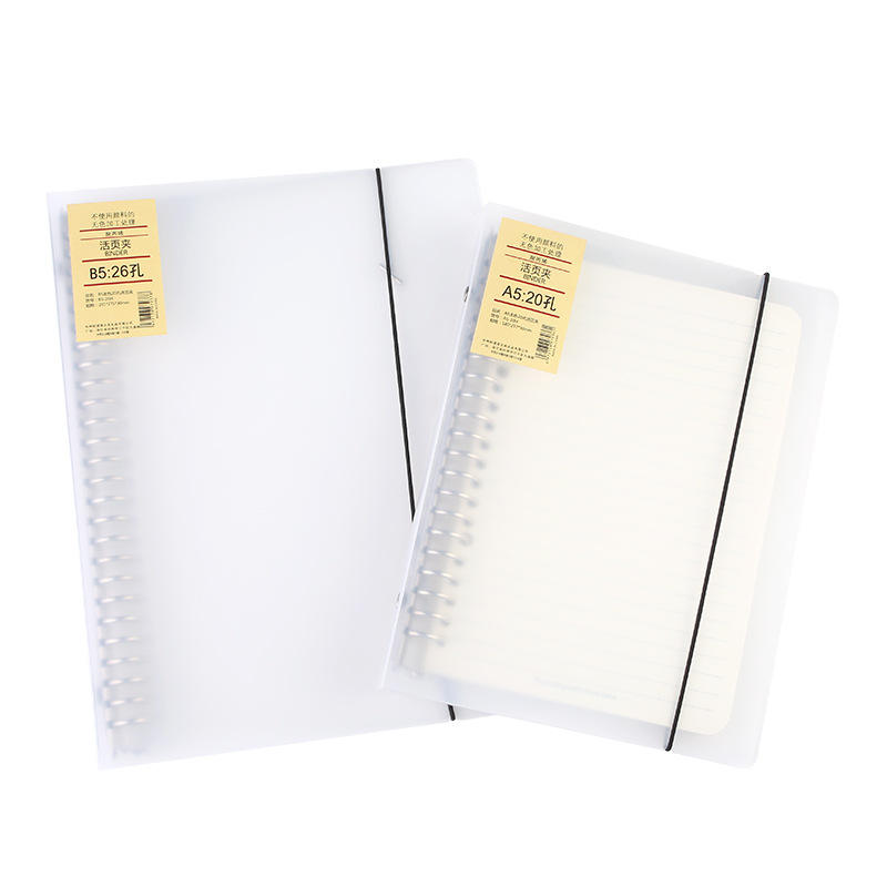Commercio all'ingrosso Legante Loose-leaf <span class=keywords><strong>Notebook</strong></span> Semplice e Staccabile Student Notepad A5 Orizzontale Griglia Linea di <span class=keywords><strong>Notebook</strong></span>