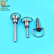 Stainless Steel Retaining Quick Release steel Ball Lock Pin