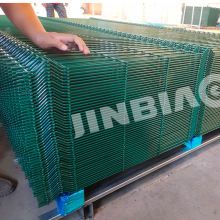 Anti Climb Security Jinbiao Fencing Wire Cost Iron Mesh Metal Spikes Price Malaysia 358 Anti-climb Fence Post