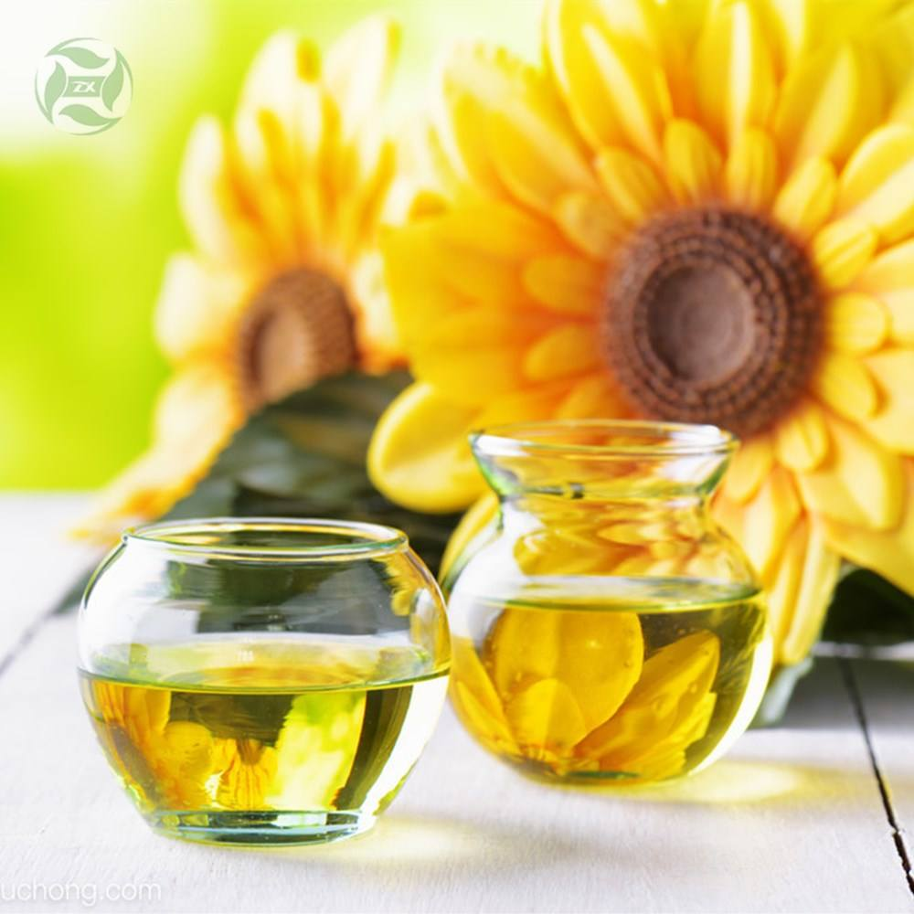Wholesaler Bulk 100% Natural Sunflower Carrier Oil, Spa Massage Skin Care Sunflower Seed Oil
