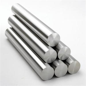 410 420 409 201 304 316 solid stainless standard steel rod sizes price per kg