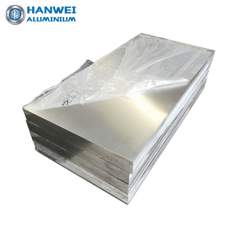 Marine Grade Aluminium Alloy 5083 Sheet Plate With Certificate