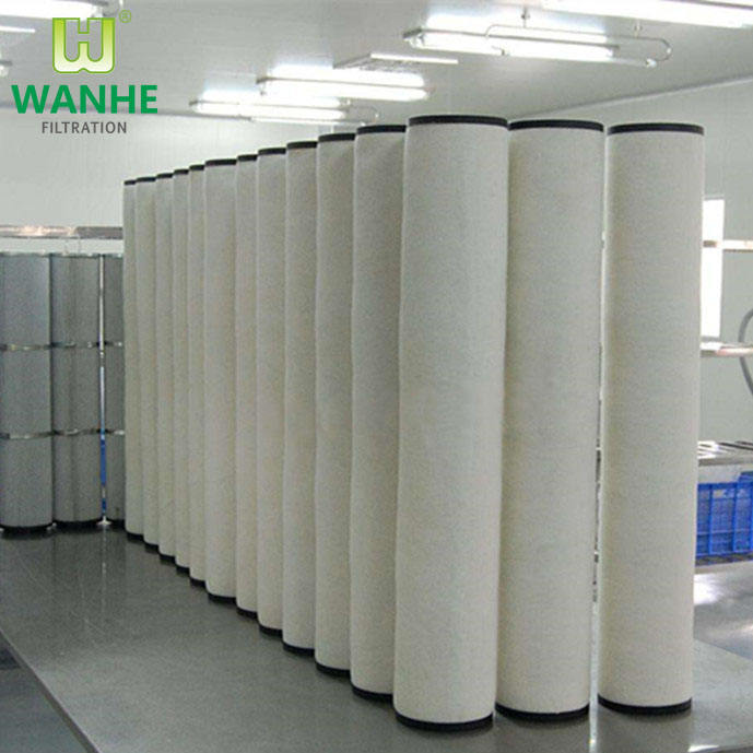Wanhe supply peco filter coalescer , Natural gas coalescer filter element FG12, FG24, FG36, FG72, FG312, FG324, FG336, FG372, F