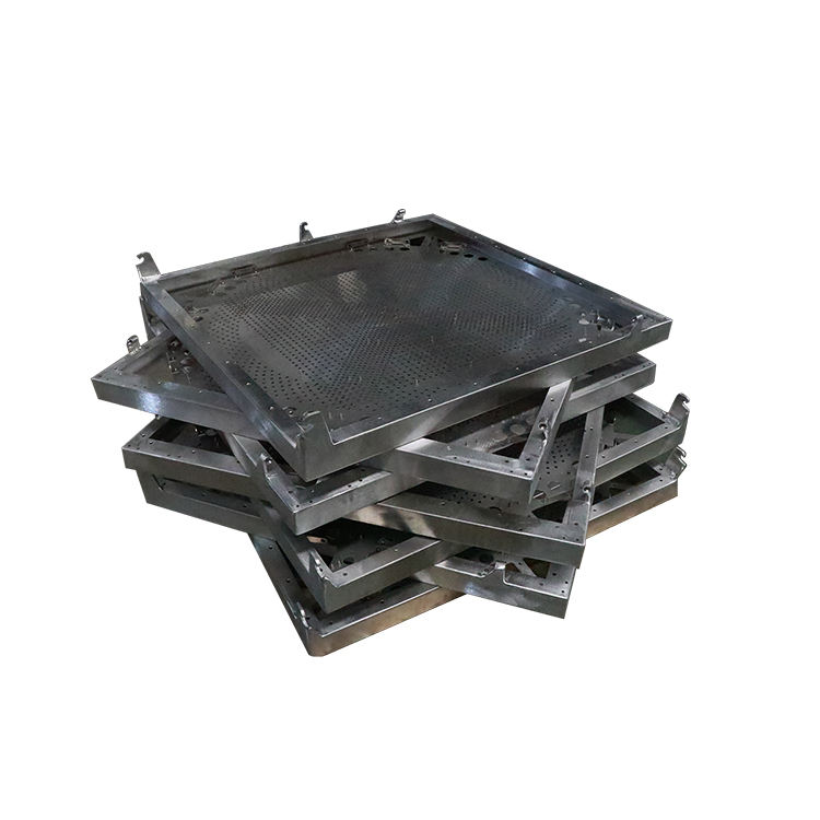 China custom components processing products fabrication part sheet metal works manufacturer