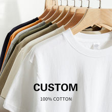 Wholesale  Custom t shirt Printing 100% cotton mens tshirts  blank tshirt loose fit hollow out summer short sleeve t shirt