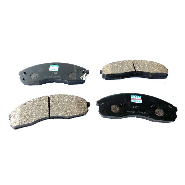 electric motorcycle hand brake for mercdes bmw 3 break pad auto brake pad HEBEI Brakes