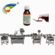 China supplier glass bottle filling line,wine filling machine,2 nozzles liquid filling machine