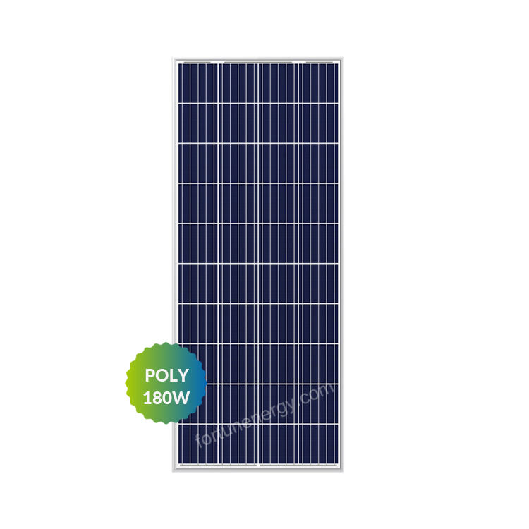 Factory Direct A Grade Poly Paneles Solares 150W 160W 180W Small Solar Panel