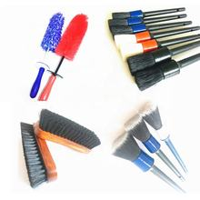natural boar hair car cleaner detailing brush supplies interior cleaning equipment detail products