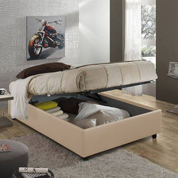 Wholesale Custom Apartment Bedroom storage furniture bed king size