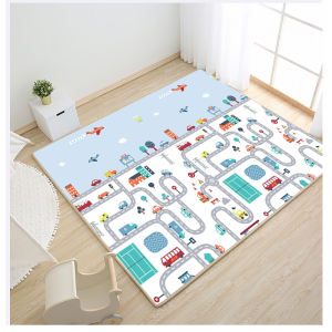 High Quality Eco Friendly XPE Non-toxic BB Play Thick Foam Baby Gym Mat