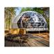 Luxury Glamping Safari Tents Outdoors House Resort Eco Hotel Dome Tent for Jungle