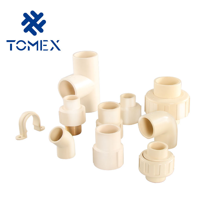 China manufacture F41 ASTM D2846 cpvc pipe fittings equal tee for water supply