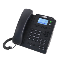 hot sales good quality Basic voip office PoE ip phone
