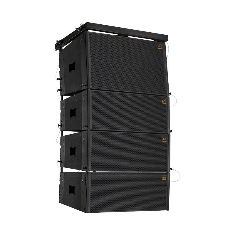 China factory dual 15inch audio line array sound system pa live show speaker(C215)