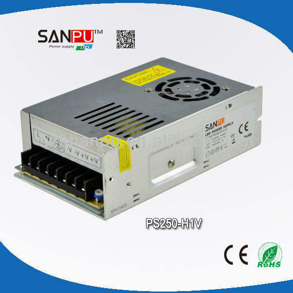 115 V 400Hz Supply AC/DC 12V Power 220Vo Supply 20A Raspberry Pi Sanpu Sistem Kamera CCTV 20 Amp Neon Lampu Dinding Power Sup