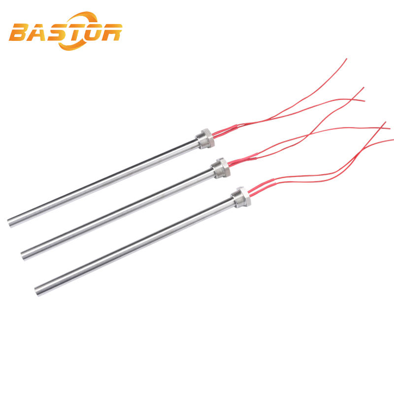 Electric immersion water Cartridge heater Resistance 12v thread heating element