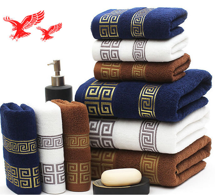 Factory Wholesale High Quality Embroidery Towel