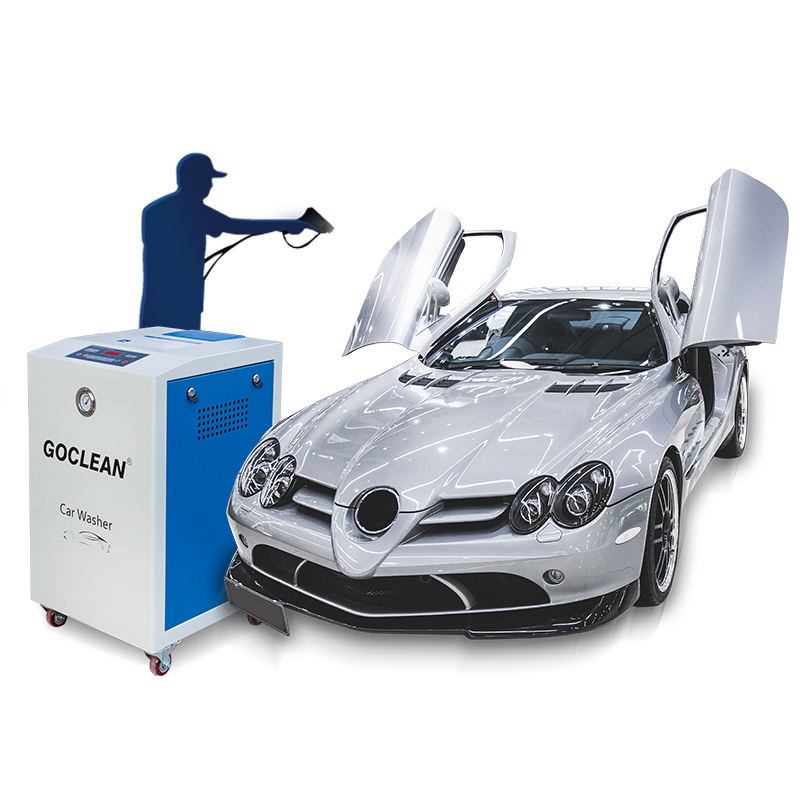 SEEKING GLOBAL AGENT Car Cleaning High Pressure Cleaning Car Wash Equipment Steam Car Wash Machine