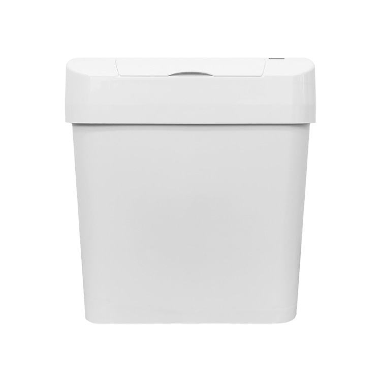 white or black sensor toilet ladies sanitary bins