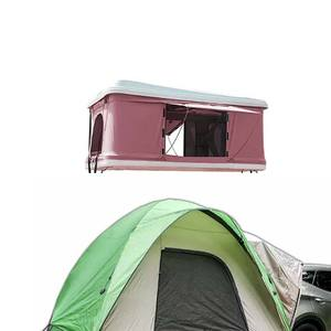Folding Outdoor Instant Custom Roof Top Tent Hard Shell For Sale