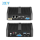 XCY Pentium J2900 J1900 Quad Core Industrial Computer DUAL LAN Mini PC Desktop Nettop w/2*RJ45 Gigabit Ethernet 2*RS232 WIFI USB