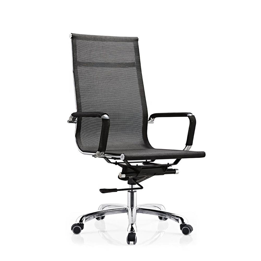 Wholesale Visitor Chair Mesh Office Chair Executive Office Chairs Without Wheels For Office Guest