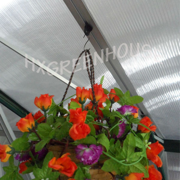 decorative plastics plant hangers widely used for greenhouse